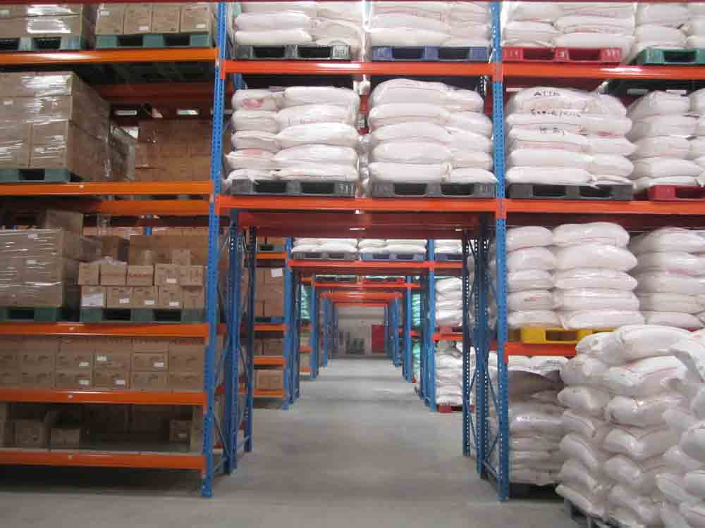 Selective Pallet Racking In Dubai