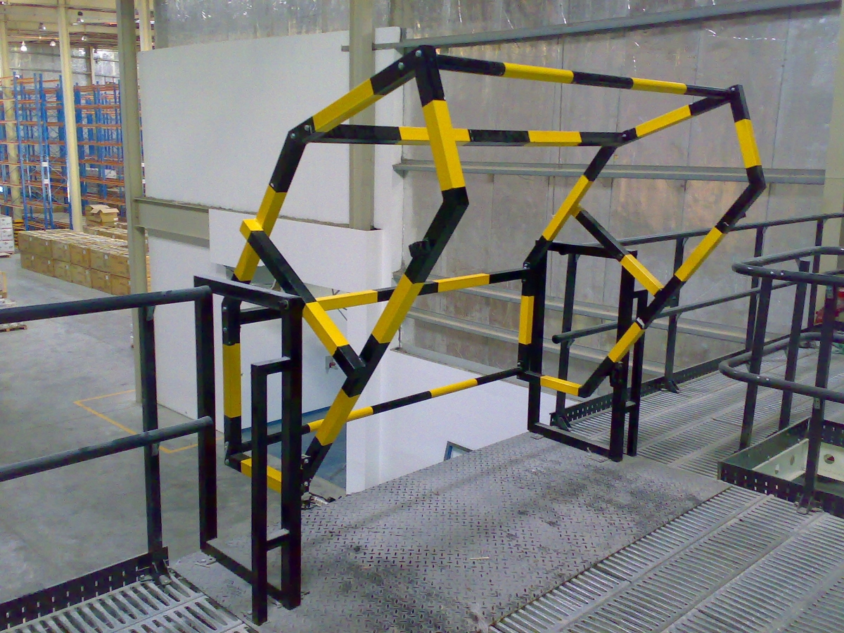 Pallet Loading Gate