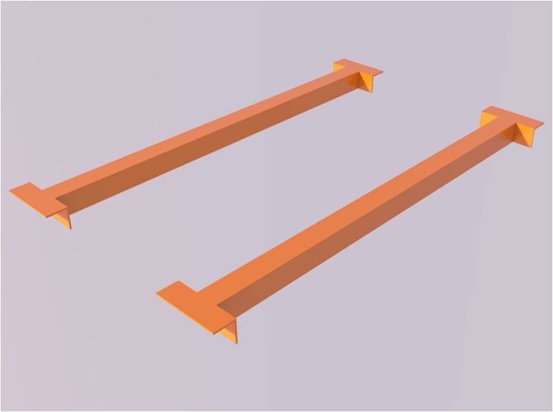 Pallet Support Bars