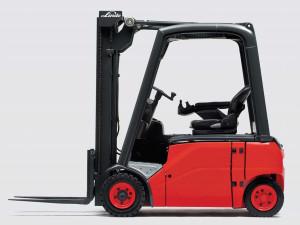 Linde-Counter-Balance-Forklift